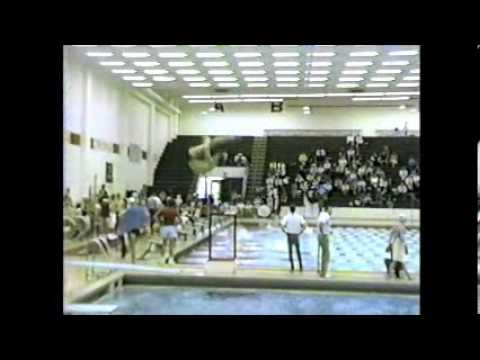 Nebraska VS Arkansas Meet 1987 Men and Women Part 2