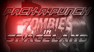 COD IW: PACK-A-PUNCH BEI ZOMBIES IN SPACELAND AKTIVIEREN