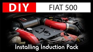DIY FIAT 500: Installing the MADNESS Induction Pack