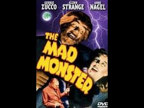 The Mad Monster (Wolf Man)