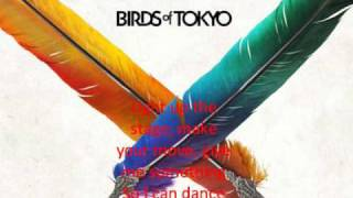 Birds Of Tokyo - Plans (with Lyrics)