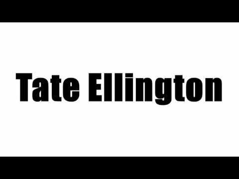 Tate Ellington