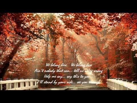 Ryan Adams - I Love You But I Don't Know What to Say (Lyrics)