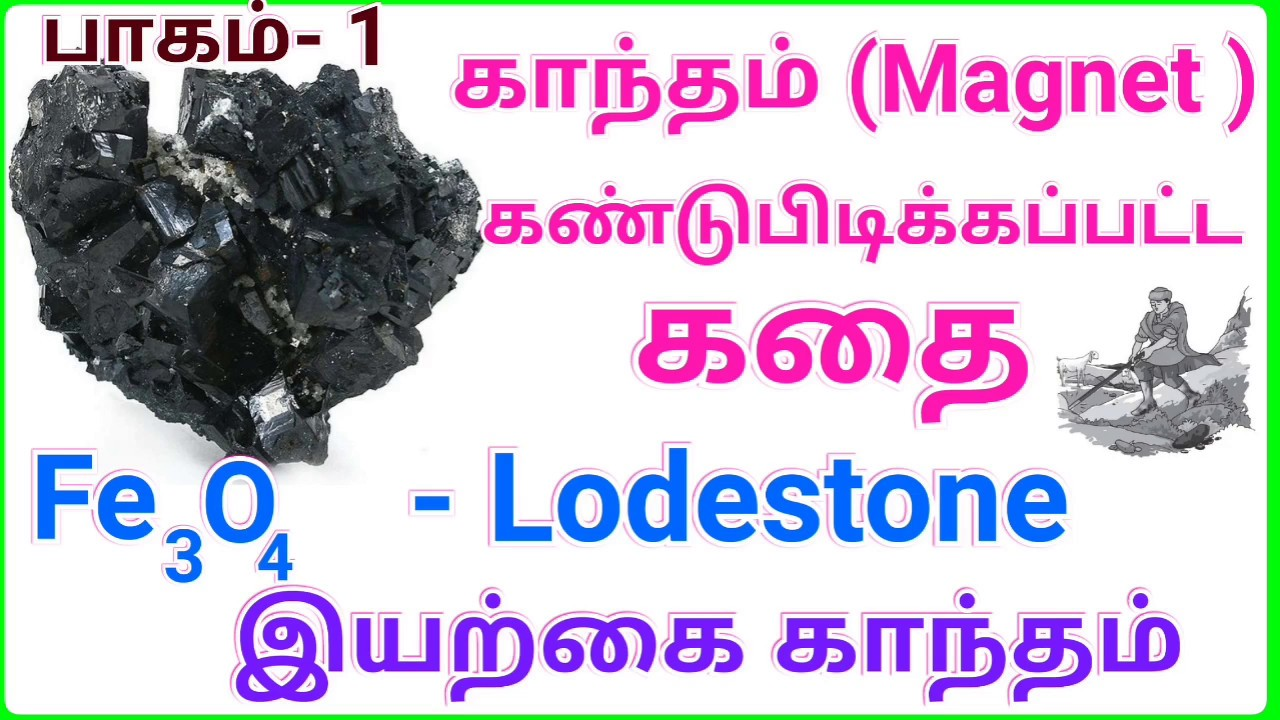 The History of Magnets in Tamil - YouTube