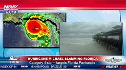 #HurricaneMichael Coverage In Florida