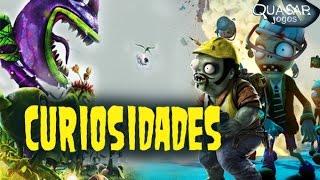 Curiosidades Sobre Plants vs Zombies - Quasar Jogos