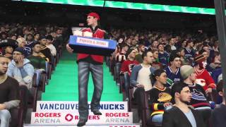 NHL 15 - Gameplay Series: Living Worlds Video (EN) [HD+]