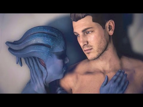 MASS EFFECT ANDROMEDA Official Launch Trailer 2017 (Open World Sci Fi Game)
