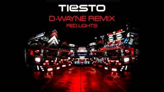 Tiësto - Red Lights (D-Wayne Remix) FREE DOWNLOAD!