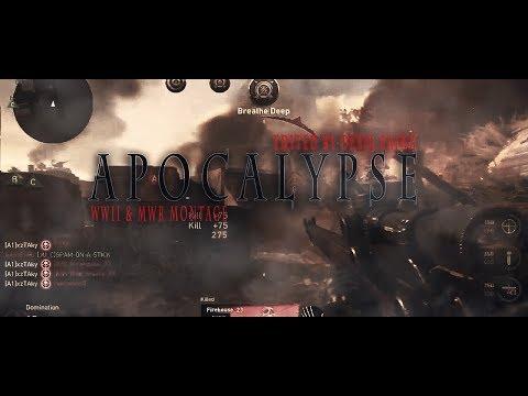 """Taky """"Apocalypse"""" (WWII & MWR MONTAGE)"""