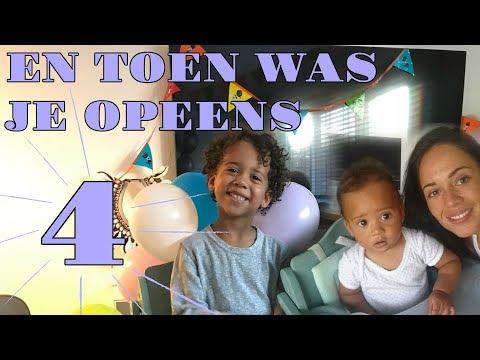 EN TOEN WAS JE OPEENS 4 #85 By Nienke Plas