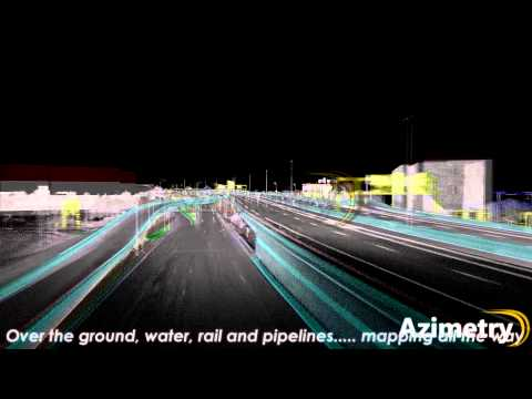 Mobile LiDAR Project for Multilevel Road