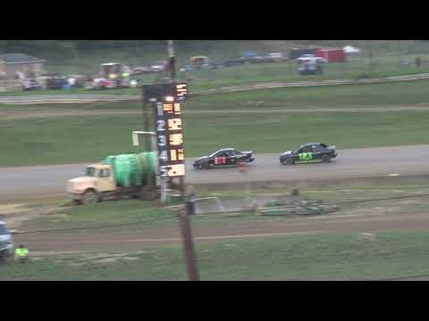 Brushcreek Motorsports Complex | 8/4/18 | The DRC Sport Compacts | Heat 2