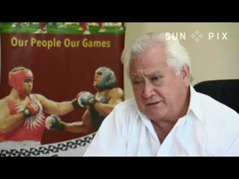 Tonga Pacific Games