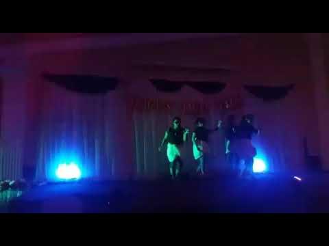 kinshasa -new year 2018 ladies dance