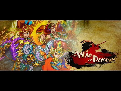 The War of Demons Gameplay Android / iOS