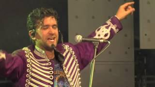 Kerekes Band Live - Ethno Funk & Prodigy @ Sziget 2012