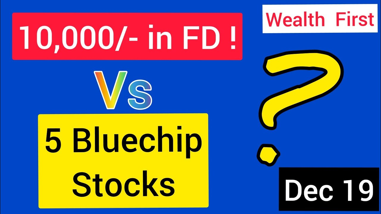 FD vs STOCKS | STOCKS TO INVEST IN 2020 | STOCKS FOR SMALL ...