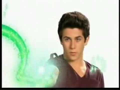 David Henrie Promo Disney Channel Hungary