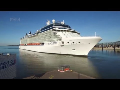 Helsinki cruise ship season 2016 start on 9th May