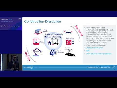 Richard Marshall, Fitch Solutions | Key Trends in Infrastructure and Construction