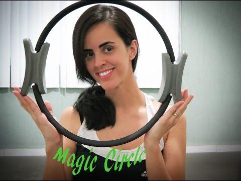 Exercícios com anel ou MAGIC CIRCLE