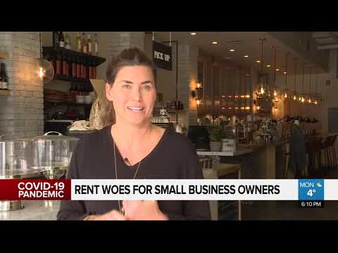 Rent Woes For Calgary Business Owners