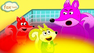 Download The Fox Family and Friends cartoon for kids new funny season #797 Mp3 and Videos