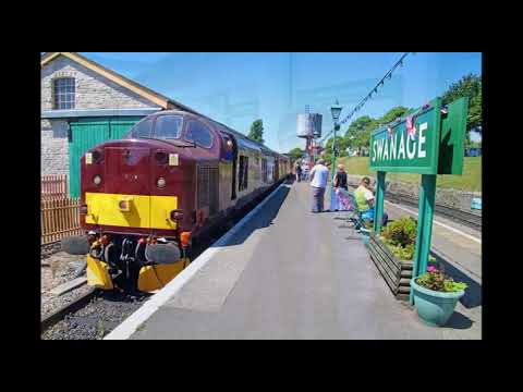 A review of 2017 on the Swanage Railway – a year of challenge and triumph