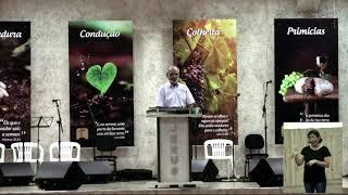 """Mensagem 28.07.2019 - 1 Corintios 13 """"AMOR, O CAMINHO SUPREMO"""" Pr. Wellighton  Farias"""