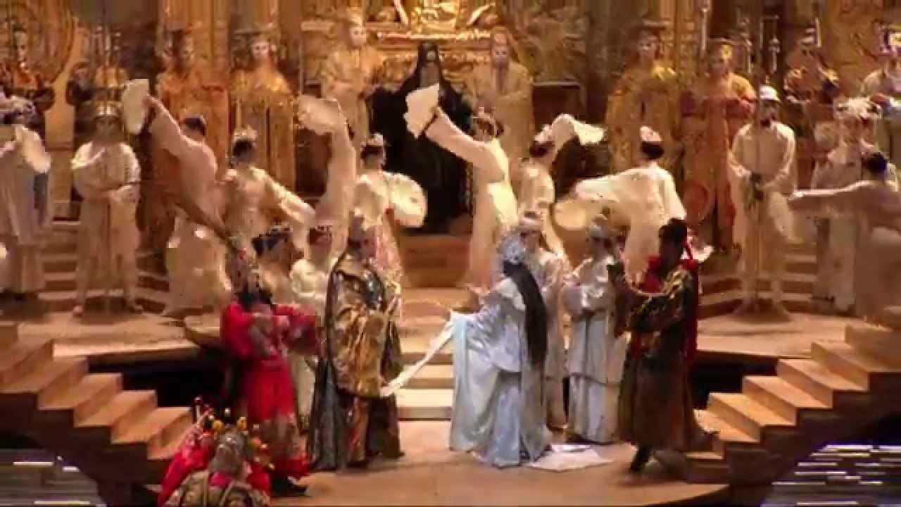 Turandot: Finale (Met Opera)