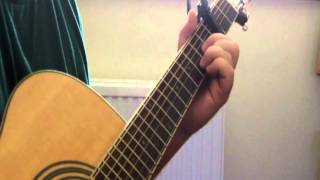 Long, Long, Long, Beatles Guitar lesson