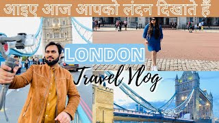 Top Places To See In LONDON In HINDI   One Day In LONDON   Hum Tum In England