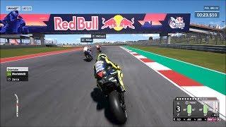 MotoGP 20 Gameplay (PC HD) [1080p60FPS]