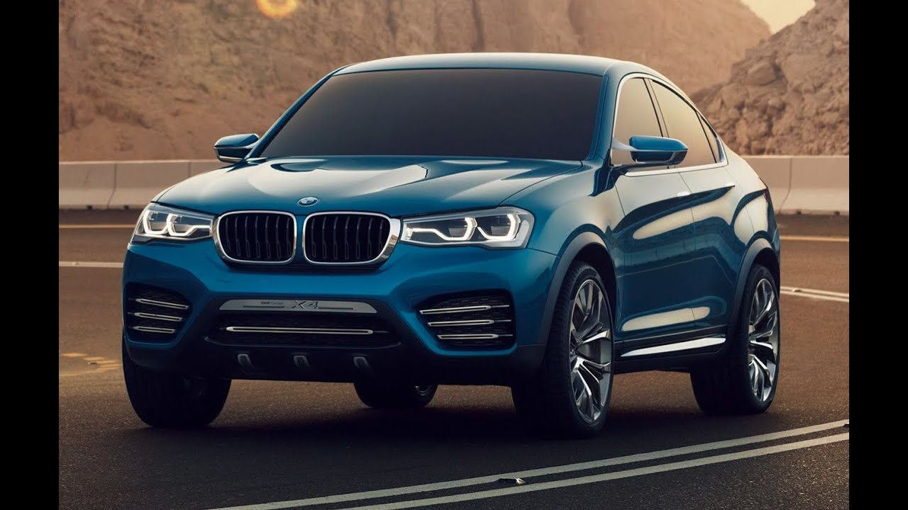 Bmw X4 2017 Review Youtube
