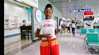 Inside Roberts international AirportNewest Airport In AfricaLiberia