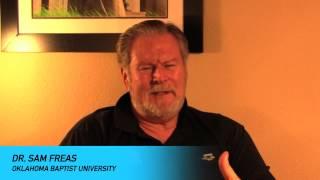 SwimOutlet Testimonial: Sam Freas, Oklahoma Baptist University, General Thumbnail