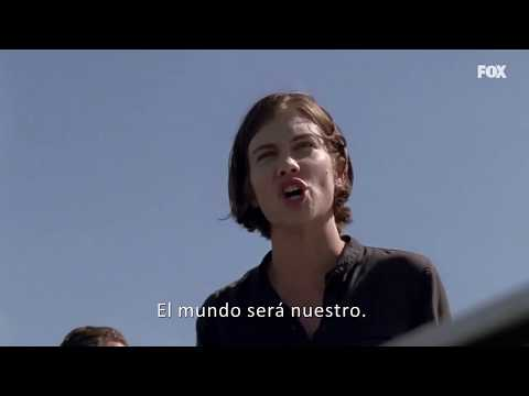 The Walking Dead Temporada 8 (Tráiler subtitulado)