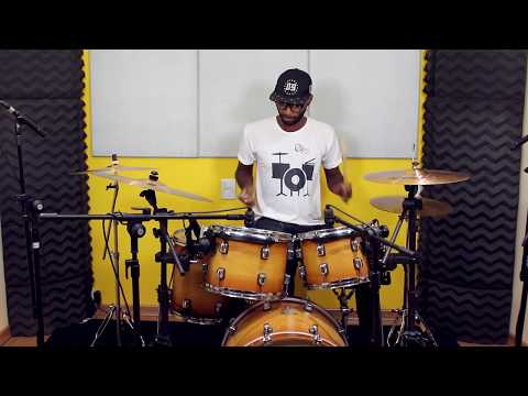 Israel New Breed More  And More -Drum Cover Otávio Oliveira