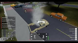 Roblox New Haven County I Plymouth Department of Justice car bomb