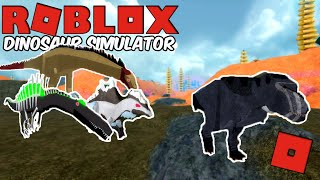 Roblox Dinosaur Simulator - EVERYONE IS AFTER ME! (King's Domination II)