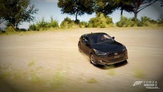 extreme offroad silly builds 2013 hyundai veloster turbo forza horizon 2