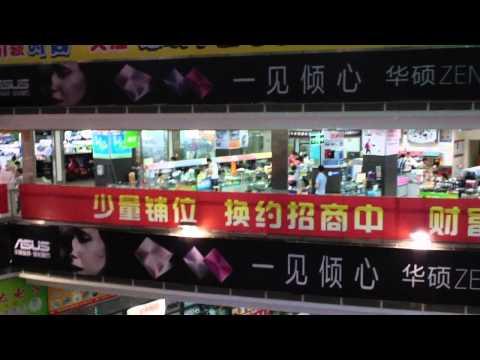 Visit LED Building Shenzhen by JTGEEK.avi