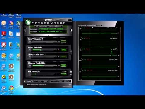 Tech Tutorial: MSI Afterburner and GPU-Z