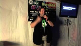 KeysDAN   Who Can It Be Now {Karaoke by KeysDAN}