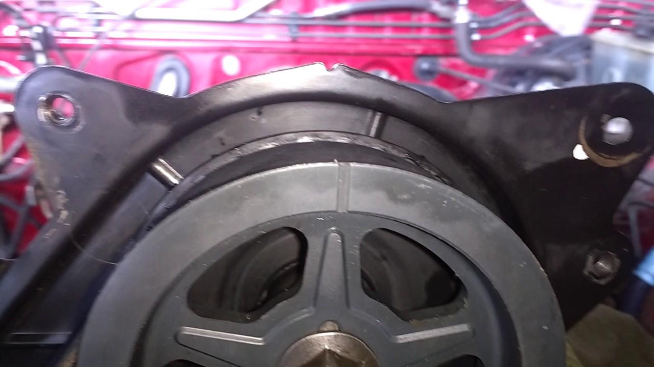 Puesta A Punto Correa De Distribucion Timing Belt Mazda