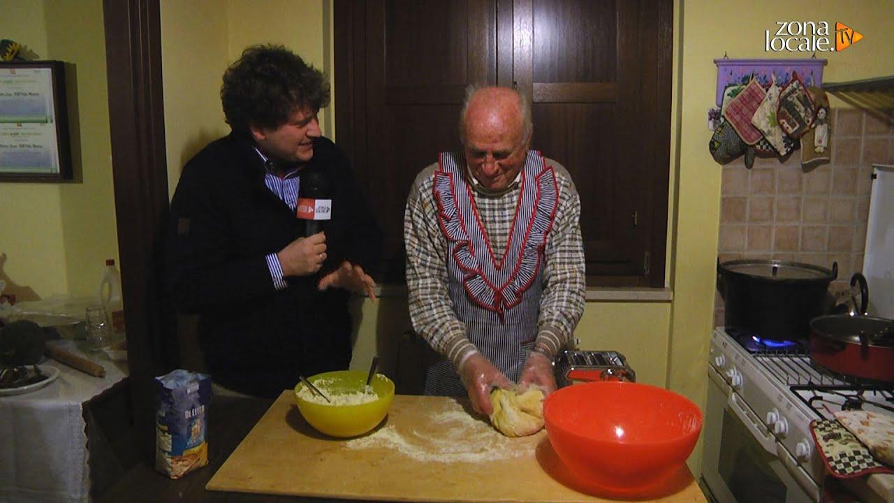 Zonalocale.tv in cucina con.... Gino Celenza - YouTube