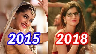 Top 10 Most Viewed IndianBollywood Songs Each Year 2015-2018