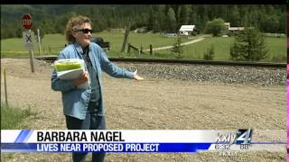 North Idaho neighbors want to put brakes on Union Pacific siding project