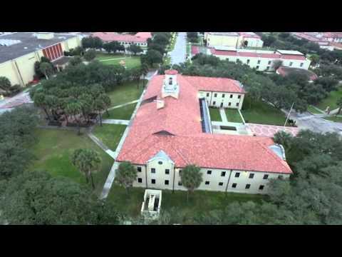 Texas A&M University Kingsville -- Aerial Tour -- DJI Phantom Professional 3